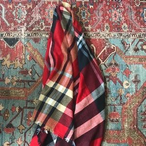 Blanket scarf - great for fall and winter!